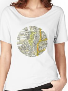 Hackney Women's Relaxed Fit T-Shirt