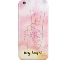 Hey Angel - Harry Styles iPhone Case/Skin
