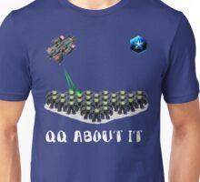 QQ About It Unisex T-Shirt