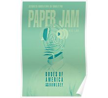 Paper Jam '15 I by Taylor Hale Poster