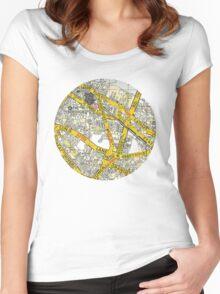 Bermondsey Women's Fitted Scoop T-Shirt
