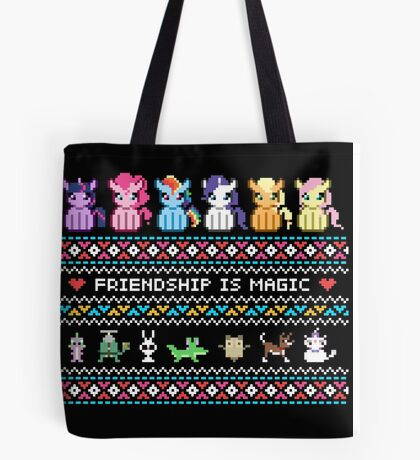 Bundle Up Brony Tote Bag