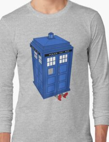 The Doctor is In Long Sleeve T-Shirt