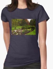New Leaves and Flowers - Impressions Of Spring T-Shirt