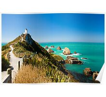 Nugget Point Poster