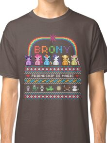Bundle Up Brony Classic T-Shirt