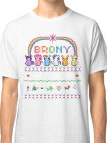 Bundle Up Brony Classic T-Shirt