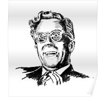 Dr Strangelove by burro Poster