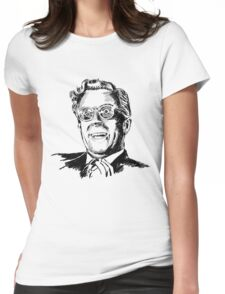 Dr Strangelove by burro Womens Fitted T-Shirt