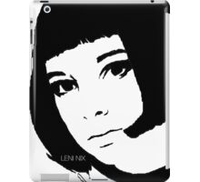 Matilda iPad Case/Skin