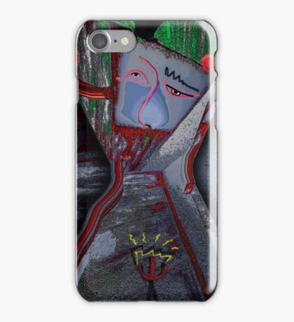The Anthropomorphication of Science iPhone Case/Skin