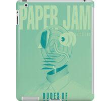 Paper Jam '15 I by Taylor Hale iPad Case/Skin