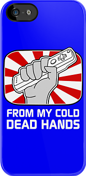From my cold dead hands by dutyfreak