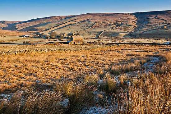 Ravenseat Moor - Yorkshire Dales National Park by David Lewins