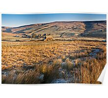 Ravenseat Moor - Yorkshire Dales National Park Poster