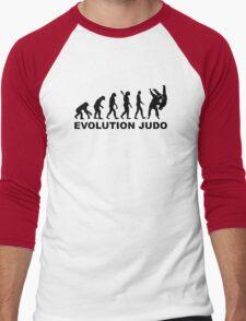 Evolution Judo Men's Baseball ¾ T-Shirt
