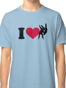 I love Judo Classic T-Shirt