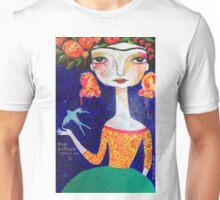 Tan Extraña como tú No.2 (I'm just as strange as you) Unisex T-Shirt