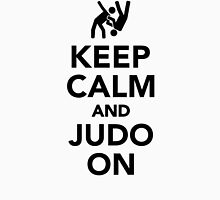 Keep calm and Judo on Unisex T-Shirt