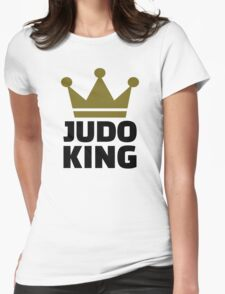 Judo King Womens Fitted T-Shirt