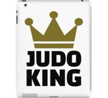 Judo King iPad Case/Skin