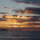 Summer Sunset in Cornwall by kbrimson