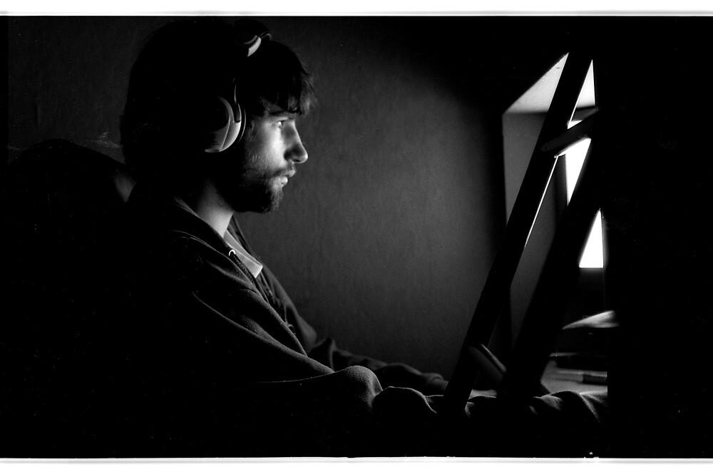 Gamer by Daniel Pritchard