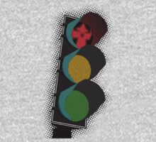Middle Earth Traffic Light One Piece - Short Sleeve