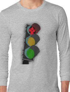 Middle Earth Traffic Light Long Sleeve T-Shirt