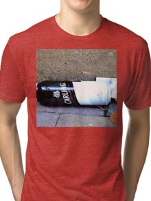 BET WITH A BEER  Tri-blend T-Shirt