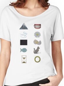 Riddles in the dark... Women's Relaxed Fit T-Shirt