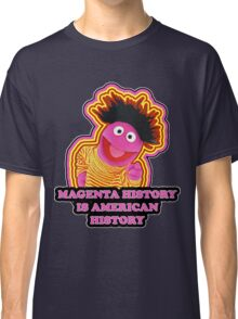 Magenta History Month Classic T-Shirt