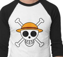 Mugiwara One piece Men's Baseball ¾ T-Shirt