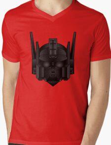 Optimus Vader Mens V-Neck T-Shirt