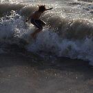 Playing in the Surf II - Jugando en el oleaje by PtoVallartaMex