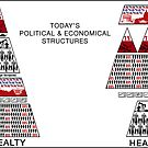 TODAY&#x27;S POLITICAL &amp; ECONOMICAL STRUCTURES by Yago