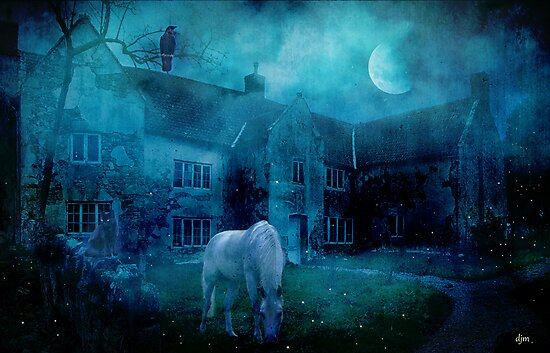 The White Horse by Diane Johnson-Mosley