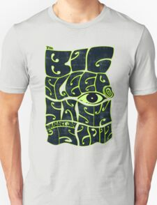 The Big Sleep T-Shirt - SXSW Design Context T-Shirt