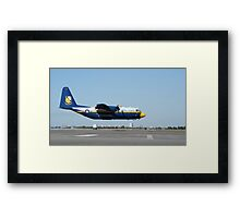 Hey, Hey, Hey, It's Fat Albert Framed Print