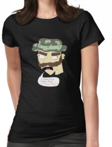 CAPTAIN PRICE!! Womens Fitted T-Shirt