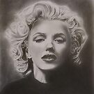 Marilyn Monroe by Mike O'Connell