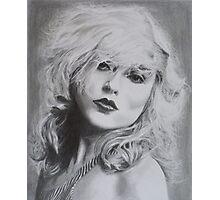 Debbie Harry - Blondie Photographic Print