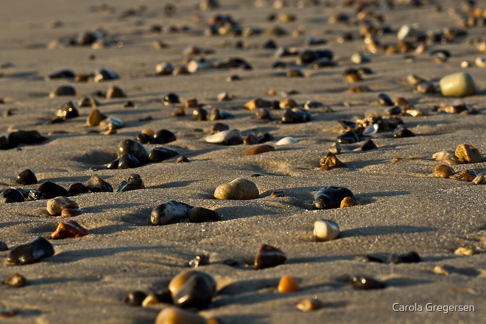 Rocks by Carola Gregersen