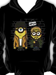 Silent Minion Stuart And Bob T-Shirt