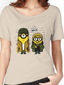 Silent Minion Stuart And Bob Women's Relaxed Fit T-Shirt