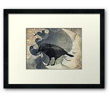 From the Raven Child Framed Print
