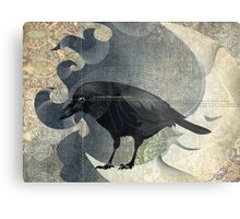 From the Raven Child Metal Print
