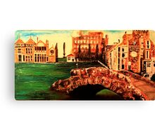 Rusacks Hotel & the 18th Hole, St Andrews, 2 Canvas Print