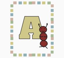 A is for Ant Kids Clothes