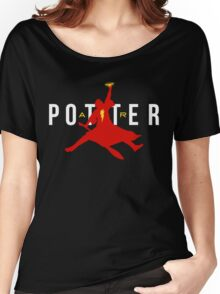 Potter Air Women's Relaxed Fit T-Shirt